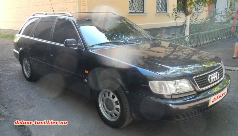 Audi A6 wagon deluxe-taxi.kiev (2)